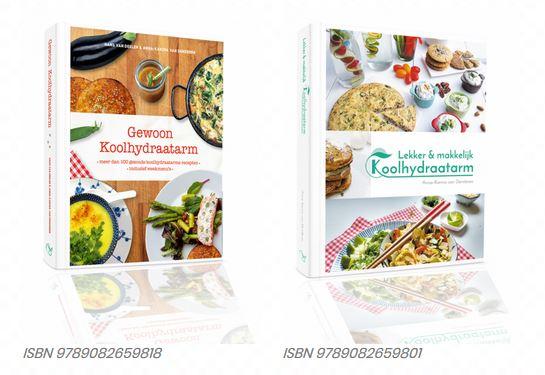 de beste koolhydraatarme kookboeken