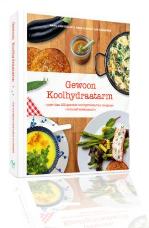 Gewoon Koolhydraatarm kookboek 2